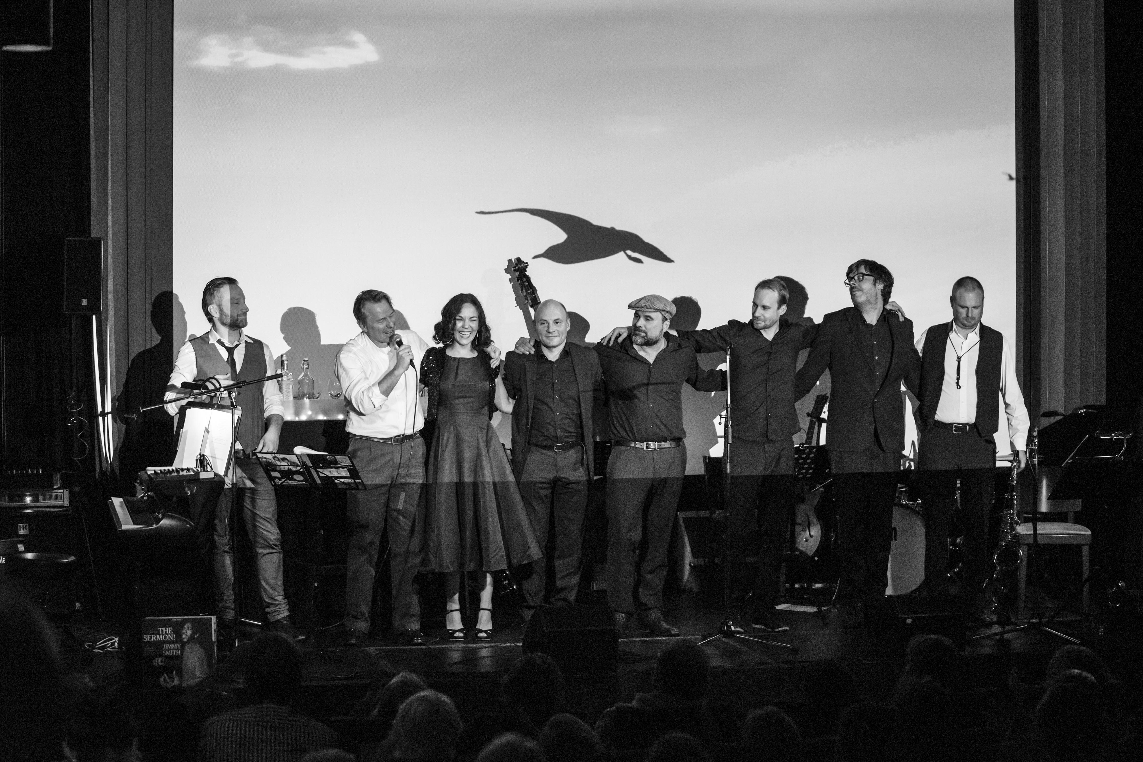 Jazzterdays Konzert Volksdorf Koralle